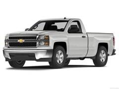 Used Trucks  2014 Chevrolet Silverado 1500 Truck Regular Cab For Sale in Anchorage