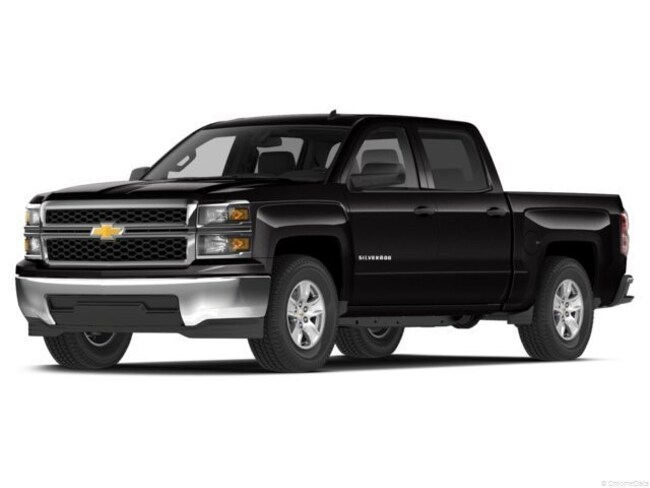 Used 2014 Chevrolet Silverado 1500 LT Truck Crew Cab in Roswell NM