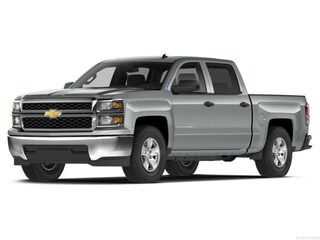 Used 2014 Chevrolet Silverado 1500 LT Truck Crew Cab Santa Fe, NM