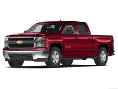 Used 2014 Chevrolet Silverado 1500 LT Truck  Crew Cab 4WD for sale in Meadville, PA