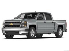 Used 2014 Chevrolet Silverado 1500 LTZ Truck Crew Cab 3GCUKSEC3EG528063 in Silver City, NM