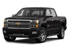 2014 Chevrolet Silverado 1500 High Country Truck Crew Cab