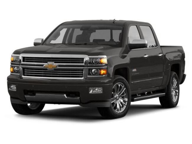 2014 Chevrolet Silverado 1500 High Country Crew Cab Truck