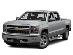 Used 2014 Chevrolet Silverado 1500 LTZ Truck Crew Cab 3GCUKSEJ5EG520612 in Silver City, NM