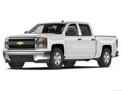2014 Chevrolet Silverado 1500 4WD Crew Cab 153.0 LTZ w/2LZ Crew Cab Pickup