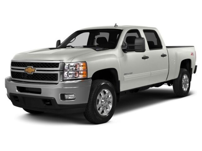 Used 2014 Chevrolet Silverado 2500HD LT Truck Crew Cab for sale in Cooperstown, ND