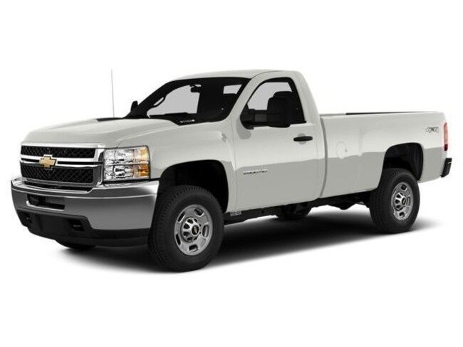 2014 Chevrolet Silverado 3500HD WT Truck Regular Cab