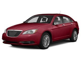 Used 2014 Chrysler 200 Touring Sedan Sandusky OH