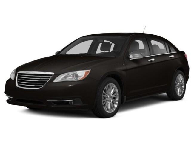 Used 2014 Chrysler 200 Limited Sedan Massena