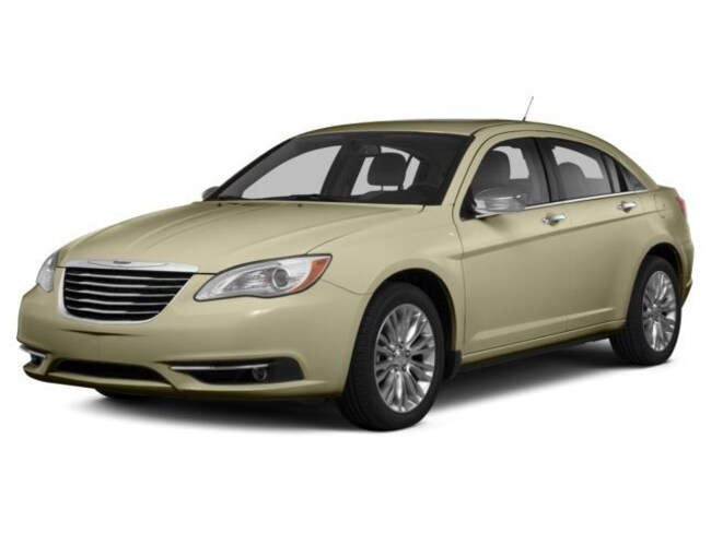2014 Chrysler 200 LX Sedan Erie