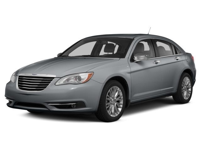 2014 Chrysler 200 Sedan