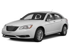 2014 Chrysler 200 LX Sedan