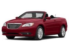 Used 2014 Chrysler 200 Touring Convertible Tampa