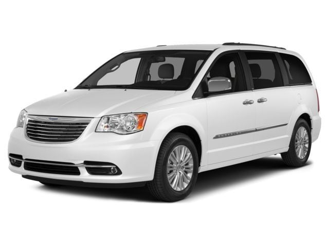 2014 Chrysler Town & Country Limited Passenger Van