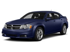 Pre-owned 2014 Dodge Avenger SE Sedan 1C3CDZAB3EN184001 for sale near you in Tucson, AZ