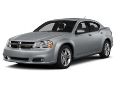 Bargain Used 2014 Dodge Avenger SE Sedan in Fort Worth, TX