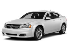 Used 2014 Dodge Avenger SE Sedan 1C3CDZAB1EN169951 for sale near Muncie IN