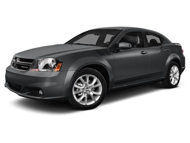 Used 2014 Dodge Avenger R/T Sedan Tucson