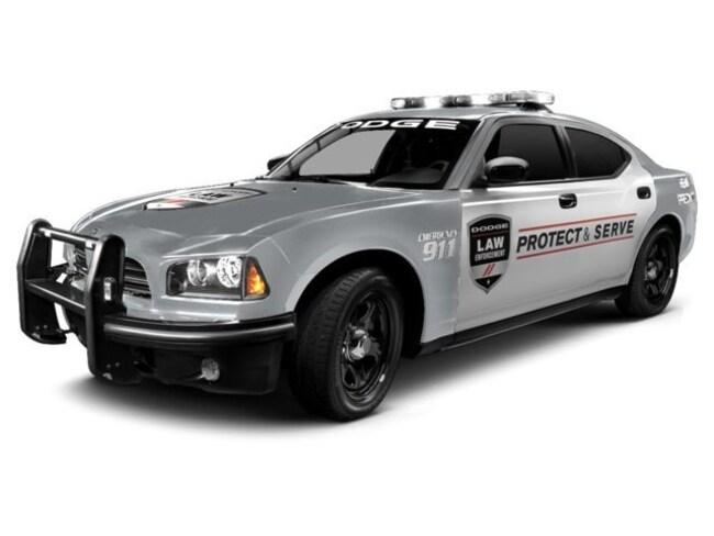 2014 Dodge Charger Police Sedan