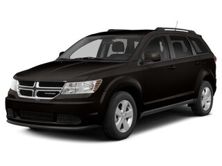 Used 2014 Dodge Journey SXT SUV in Elma, NY