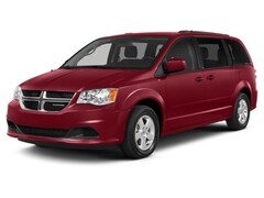 2014 Dodge Grand Caravan SE Van for sale in Springfield, VT