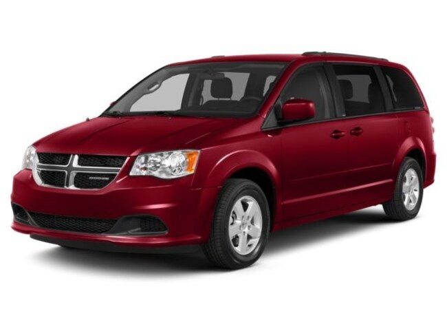 2014 Dodge Grand Caravan 4dr Wgn SXT 30th Anniversary Mini-van, Passenger