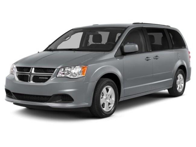 Used 2014 Dodge Grand Caravan SXT Van in Terre Haute