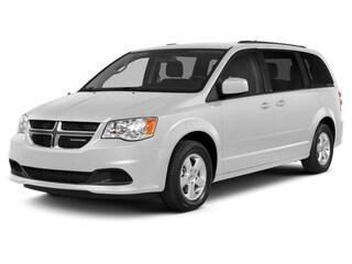 Used 2014 Dodge Grand Caravan SXT Van under $15,000 for Sale in Hannible