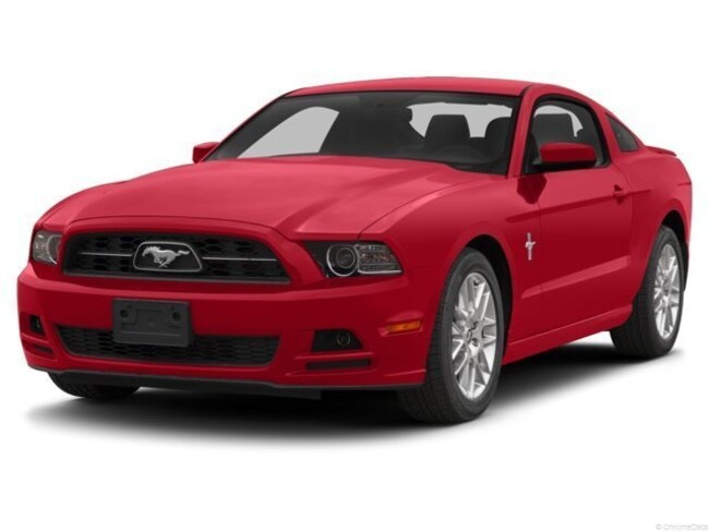 Used 2014 Ford Mustang GT Premium Coupe in Lakeland, FL