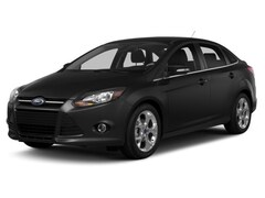 2014 Ford Focus Sdn SE Sedan