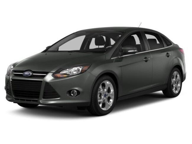 Used 2014 Ford Focus 4dr Sdn Titanium Car For Sale Jennings LA