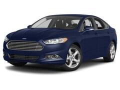 2014 Ford Fusion S FWD sedan