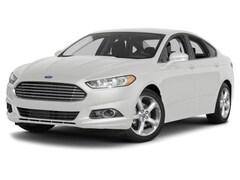 2014 Ford Fusion Titanium Front-wheel Drive Sedan