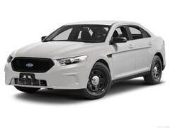 2014 Ford Sedan Police Interceptor Sedan