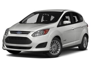 Used 2014 Ford C-Max Hybrid HB SE Hatchback 1FADP5AU6EL514748 in Burlingame