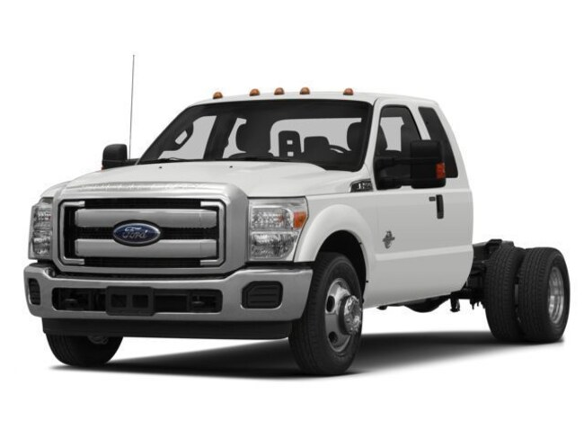 2014 Ford F-350 Chassis Truck Super Cab