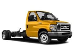 2014 Ford E350 XL Cube Van