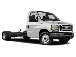 2014 Ford E-450SD Base Cab/Chassis 1FDXE4FSXEDA17061 for sale near Elyria, OH at Mike Bass Ford