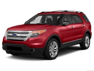 Used 2014 Ford Explorer XLT SUV in Williamsville, NY