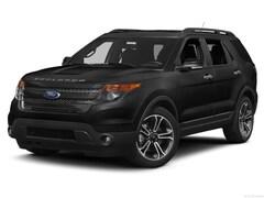 2014 Ford Explorer Sport SUV
