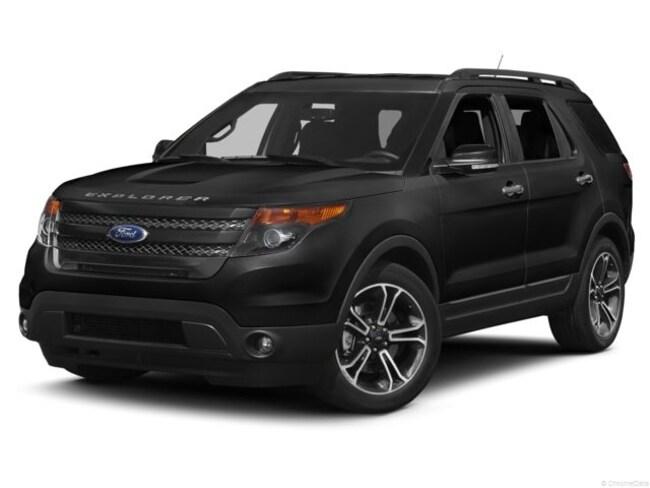 Used 2014 Ford Explorer Sport SUV Santa Fe, NM