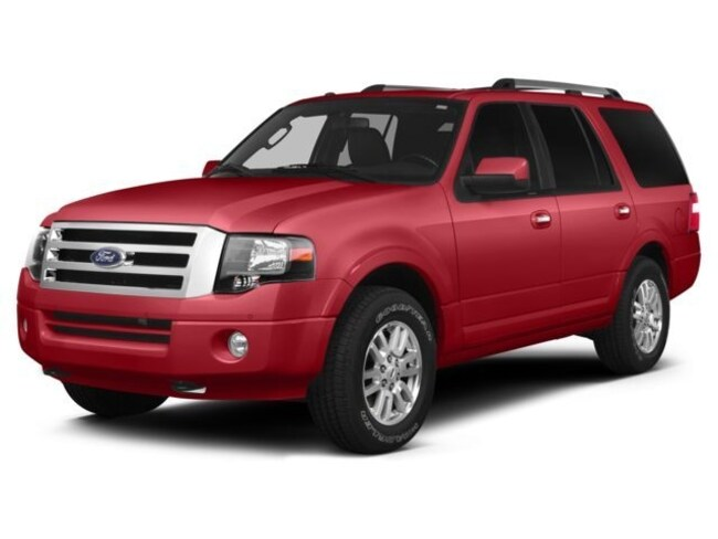 Certified Used 2014 Ford Expedition XLT SUV in Ocala