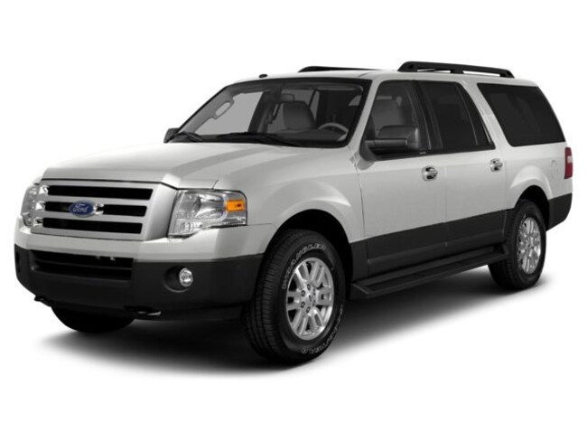 Pre-Owned 2014 Ford Expedition EL 2WD  XLT for sale in Pine Bluff, AR