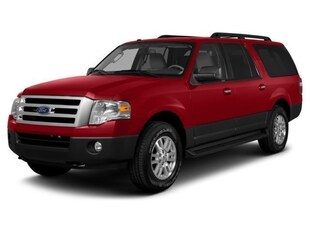 2014 Ford Expedition EL Limited SUV 1FMJK2A55EEF16008