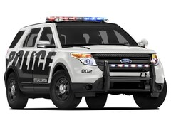 2014 Ford Utility Police Interceptor Base SUV