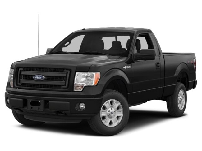 Used 2014 Ford F-150 XLT Truck near Manchester, NH