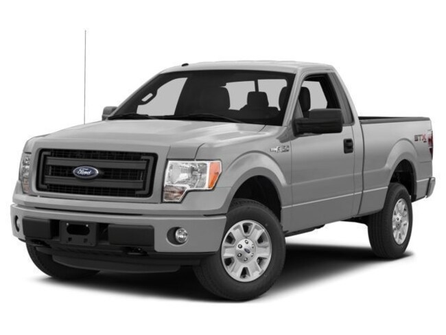 2014 Ford F-150 FX4 Truck Regular Cab