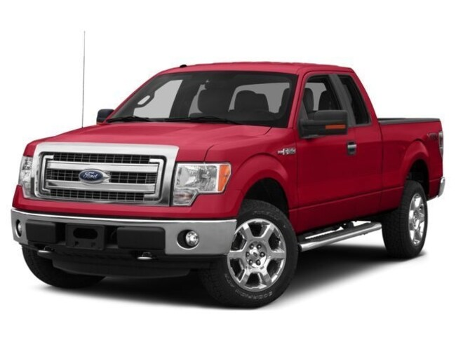 Used 2014 Ford F-150 Truck SuperCab Styleside Grand Forks, ND