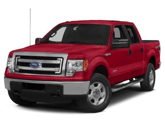 2014 Ford F-150 XL Truck SuperCrew Cab