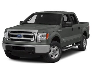 Used 2014 Ford F-150 Truck SuperCrew Cab Pocatello, ID